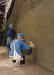 Shotcrete Sprayed Concrete Finishes Shotcrete Services