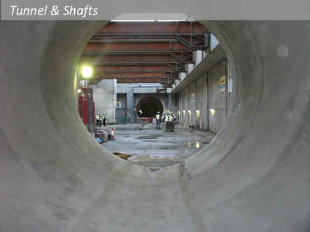 Tunnel & Shafts