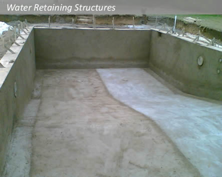 Water Retaining Structures